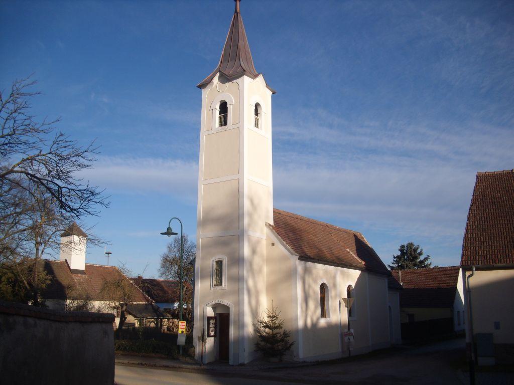 Kapelle von Mühlfeld