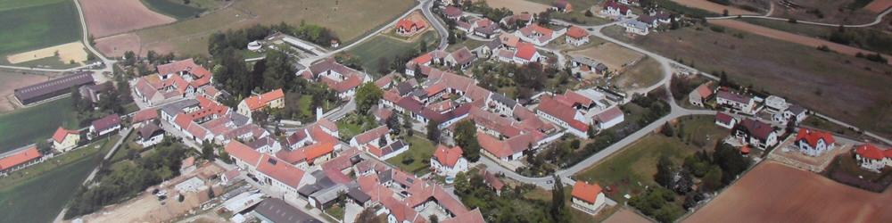 Luftaufnahme von Mühlfeld