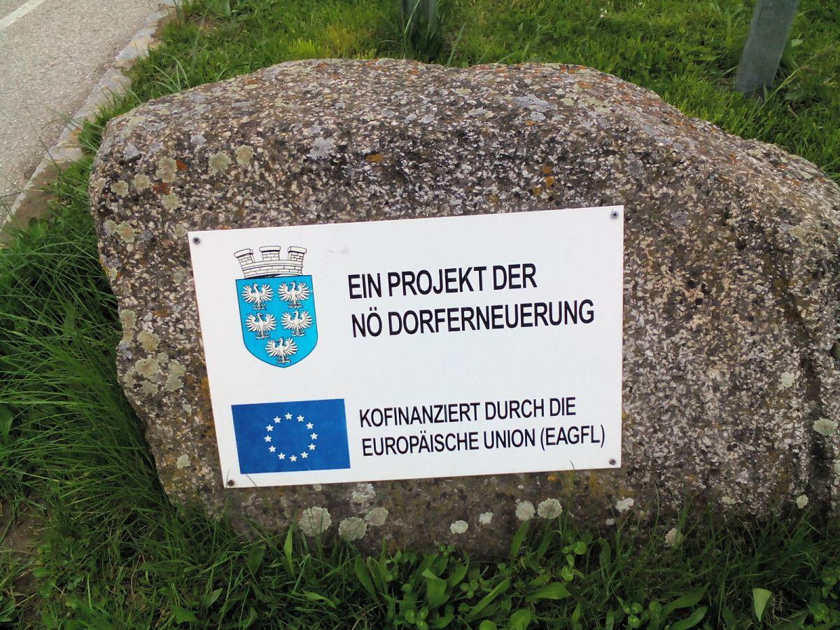 Dorferneuerung EU Projekt Förderung